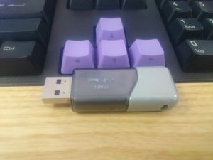 PNY Turbo 128GB USB3.0 Flash Drive