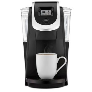 $71.99 + $10 Gift CardKeurig 2.0 K200 Coffee Maker Brewing System