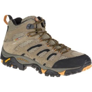 Men - Moab Ventilator Mid - Walnut | Merrell