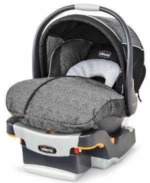 $149.99无税包邮(原价$209.99)多年综合评比第1名! Chicco Keyfit 30婴儿安全座椅,带睡袋款