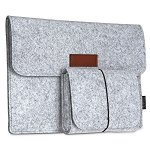 dodocool Laptop Sleeve 12-Inch with Mouse Pouch for Apple MacBook Pro, MacBook Air