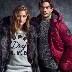 50% OffWinter Sale @ Superdry