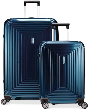Extra 25% Off+Extra 15% Off Samsonite Luggage On Sale @ Macy's