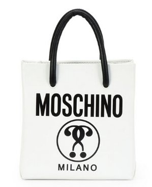 $399 (reg.$665) Moschino Large Logo-Print Shopping Tote Bag @ Neiman Marcus