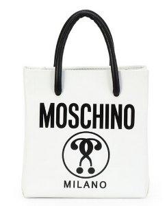 $399 (reg.$665) Moschino Large Logo-Print Shopping Tote Bag @ Neiman Marcus