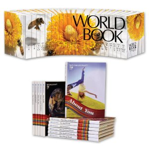 The World Book 2015 and Childcraft Encyclopedia Bundle