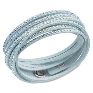 Slake Light Blue Bracelet