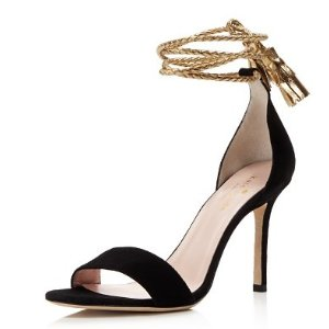 kate spade new york Inez Ankle Wrap High Heel Sandals | Bloomingdale's