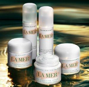 Free 4-pc Gifts La Mer Online Purchase @ La Mer