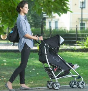 $57.29Summer Infant 3Dlite Convenience Stroller, Black