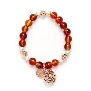 Amber Fragrance Bracelet