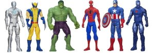 Up to 40% Marvel Toys deal @ Walmart