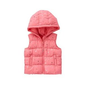 Star Puffer Vest at Crazy 8