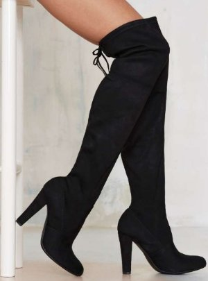 $59.99 (Org.$150) Steve Madden Rear Tie-Up Over-The-Knee Boots @ Saks Off 5th