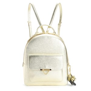 BRENTWOOD LEATHER BACKPACK - Juicy Couture