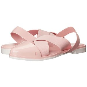 Melissa Shoes Good Vibes Light Pink - 6pm.com