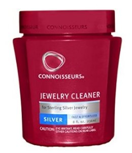 $3.99 Connoisseurs Silver Jewelry Cleaner, 8OZ