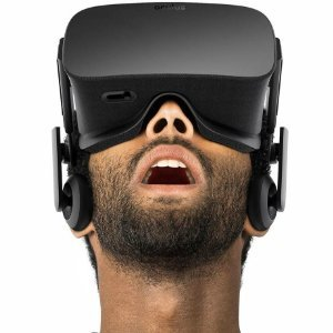 Oculus Rift 虚拟现实头盔