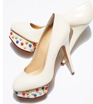 Up to 64% Off Charlotte Olympia Shoes & Accessories @ Gilt