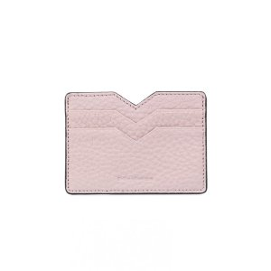 Mackage - WES DOUBLE SIDED LEATHER CARDHOLDER IN BLUSH FOR MEN BY MACKAGE