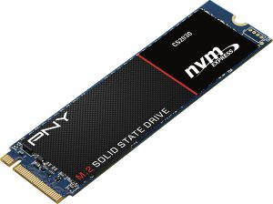 PNY CS2030 480GB PCIe 3.0 NVMe Solid State Drive
