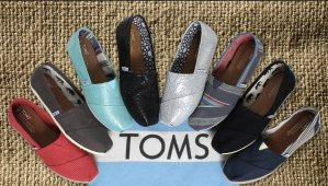Up to 86% Off Surprise Sale @ TOMS