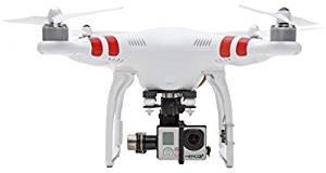 大疆无人机 DJI Phantom 2 Quadcopter V2.0 ,旅行照片秒杀全场