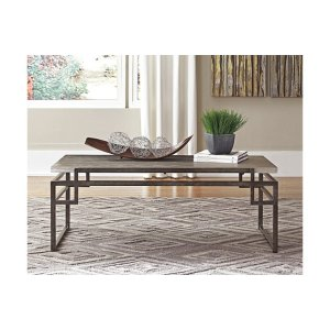 Isman Coffee Table | Ashley Furniture HomeStore