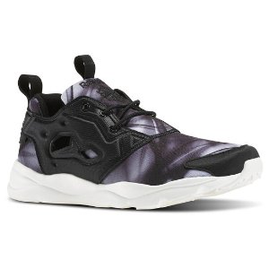 Reebok Furylite Fast Motion Graphic - Grey | Reebok US