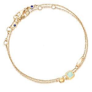 Serenity Prismic Bracelet Stack | Astley Clarke London