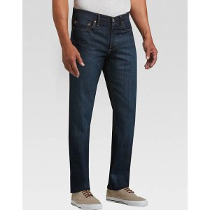 Levi's® 514™ Shoestring Dark Wash Classic Fit Jeans - Men's Classic Fit