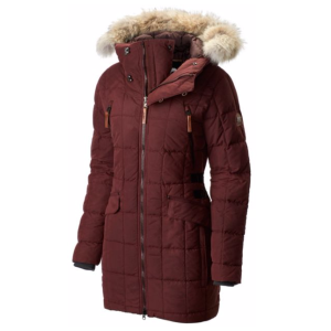 Women's Conquest Carly Parka Warm Insulated Water Resistant Jacket | SOREL