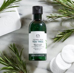50% OffTea Tree Collection @ The Body Shop