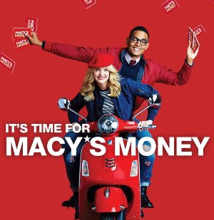 Extra 20% Off + Mac's Money Sitewide Sale @ macys.com