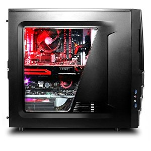 iBUYPOWER AM600i Gaming Desktop Bundle (i5-6400/8GB DDR4 RAM/1TB/GTX 1060 3GB)