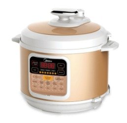 11/8 Flash Sale at 11am PST, $63.99 (was $199.99) MIDEA Rice Cooker MY-CS6002W