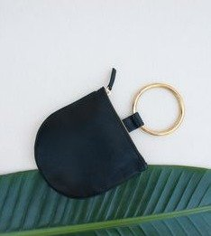 Otaat/Myers Collective Ring Pouch Small in Navy