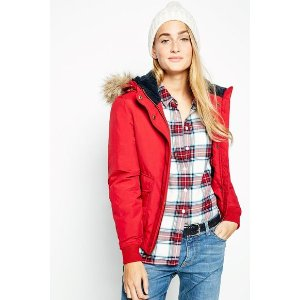 FINCHETTE DOWN FILLED BOMBER JACKET | JackWills US