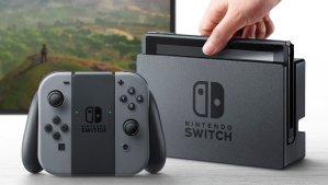 Pre-order! $299.9932GB Nintendo Switch Console Pre-Order