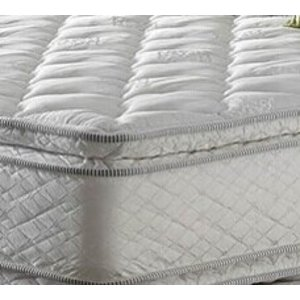 King Serta Perfect Sleeper Sapphire Suite Double Sided Pillowtop Mattress