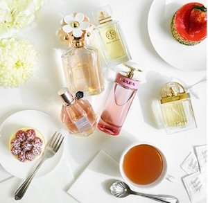 Triple PointsWith any Fragrance Purchase @ Sephora.com