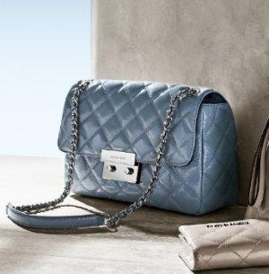 $156.6(Org. $348) MICHAEL Michael Kors Sloan Extra Large Chain Shoulder Bag @ macys.com