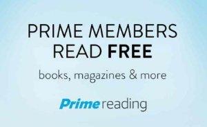 Prime Reading Free Book, Magazines, Comics, etc