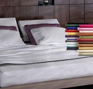 Clara Clark Luxury Bed Sheet King size 4pc Set