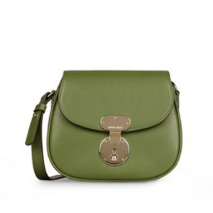 Giorgio Armani Women CROSS BODY BAG IN CALFSKIN, Bovine - Armani.com