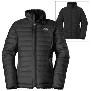 The North Face Reversible Mossbud Swirl Jacket (For Little and Big Girls)