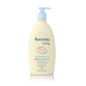 Aveeno Baby Daily Moisture Lotion, 18 Fl. Oz: Health & Personal Care