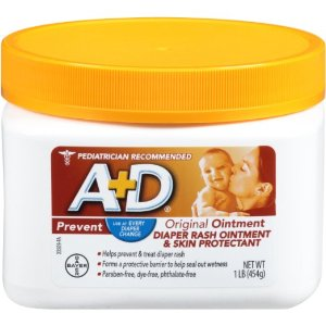 $9.66 + Free Shipping A&D Original Diaper Ointment Jar, 1 Pound