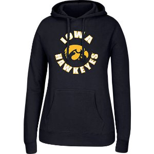 女款J. America Iowa Hawkeyes College