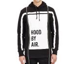 HOOD BY AIR Double-Zip Drawstring Hoodie